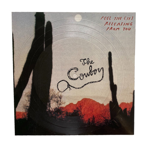 The Cowboy: Feel the Chi Releasing from You 7