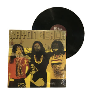 "Rayon Beach: The Memory Teeth EP 12"" (used)"