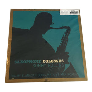 "Sonny Rollins: Saxophone Colossus 12"" (used)"