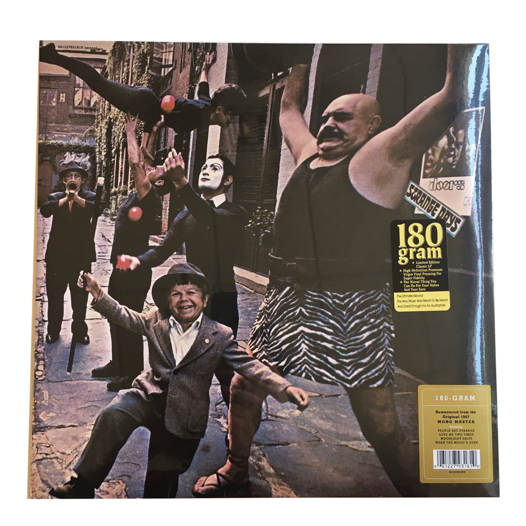 The Doors: Strange Days 12