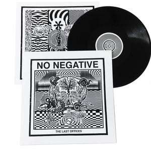 No Negative: The Last Offices 12""