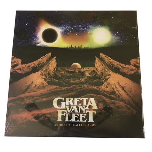 Greta Van Fleet: Anthem of the Peaceful Army 12
