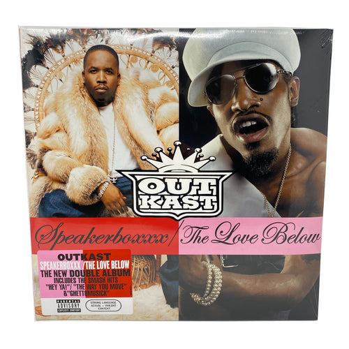 Outkast: Speakerboxx / The Love Below 12