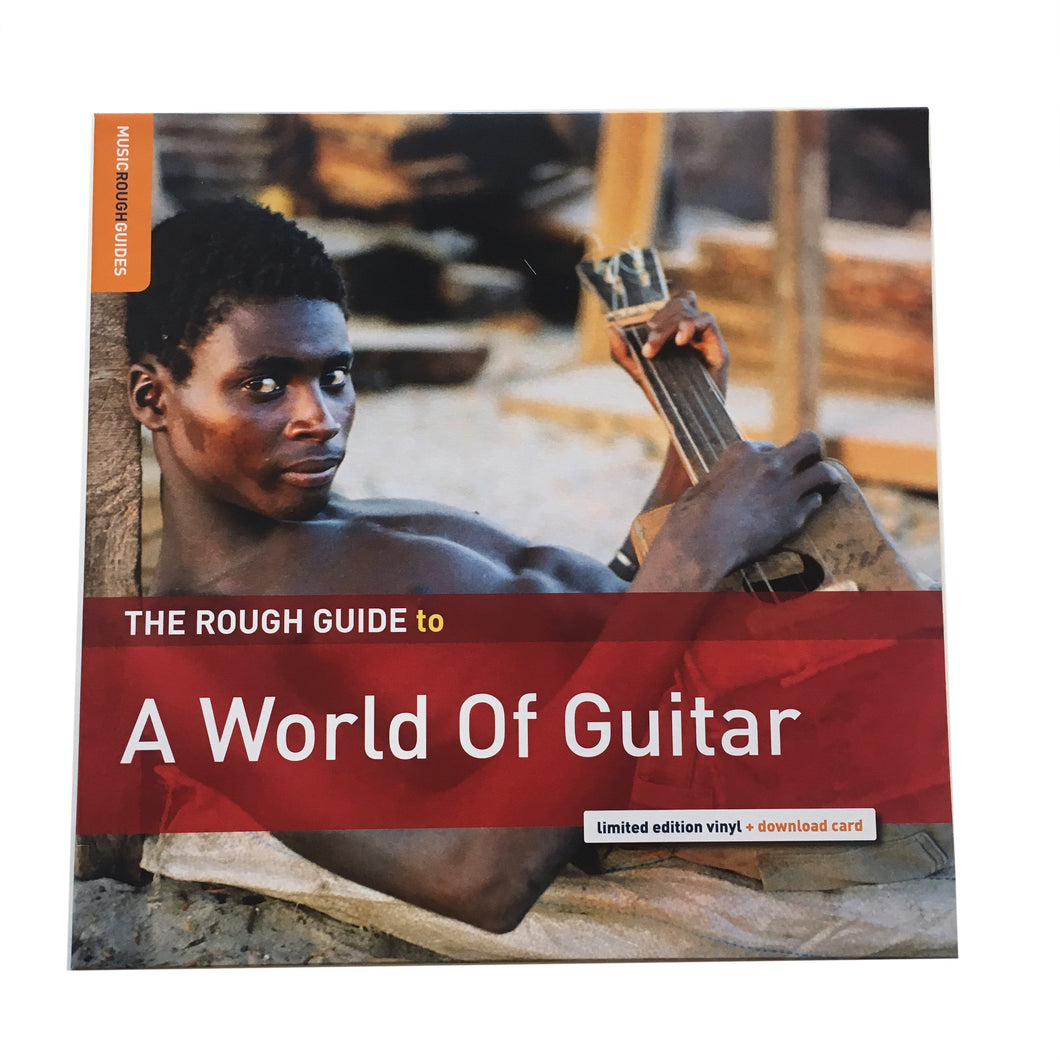 Various: Rough Guide To A World Of Guitar 12