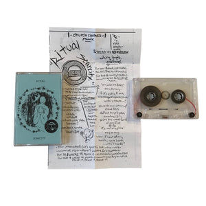 Church Clothes: Ritual Scarcity Cassette