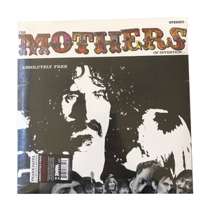 Frank Zappa and the Mothers of Invention: Absolutely Free 12""