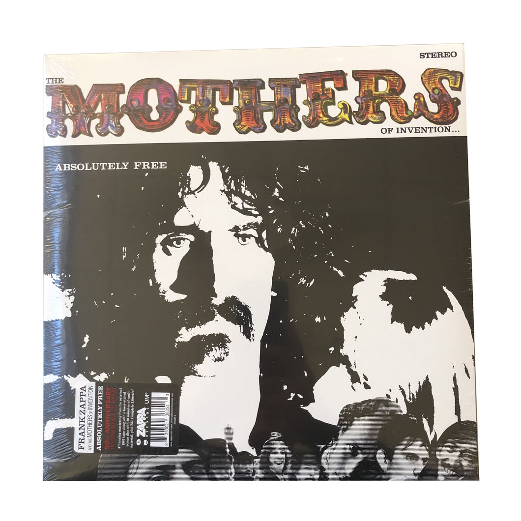 Frank Zappa and the Mothers of Invention: Absolutely Free 12