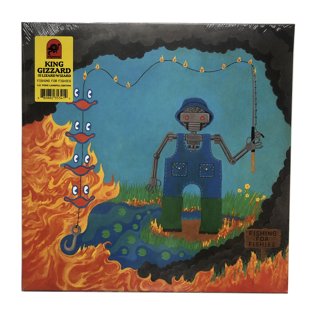 King Gizzard & the Lizard Wizard: Fishing for Fishies 12