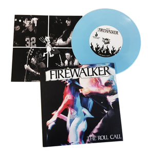 Firewalker: The Roll Call 7""