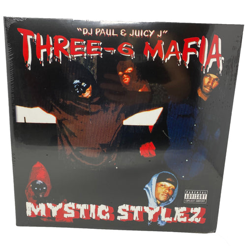 Three Six Mafia: Mystic Stylez 12