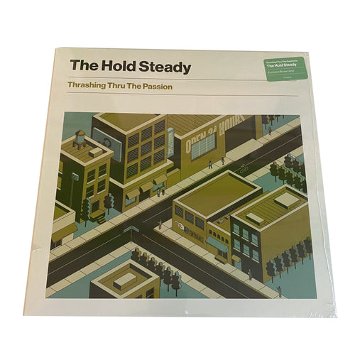 The Hold Steady: Thrashing Thru The Passion 12
