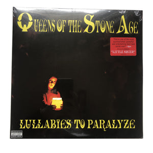 Queens Of The Stone Age: Lullabies To Paralyze 12""