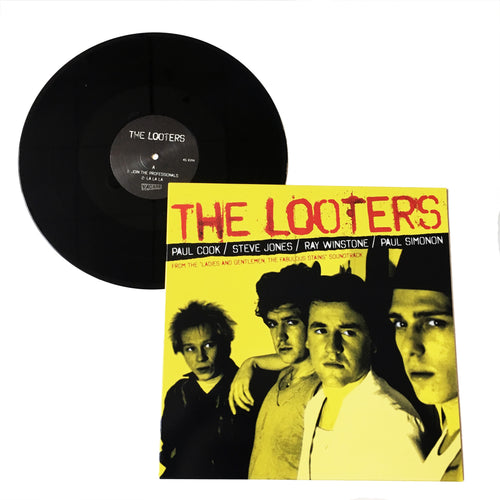 The Looters: The Fabulous Stains Soundtrack 12