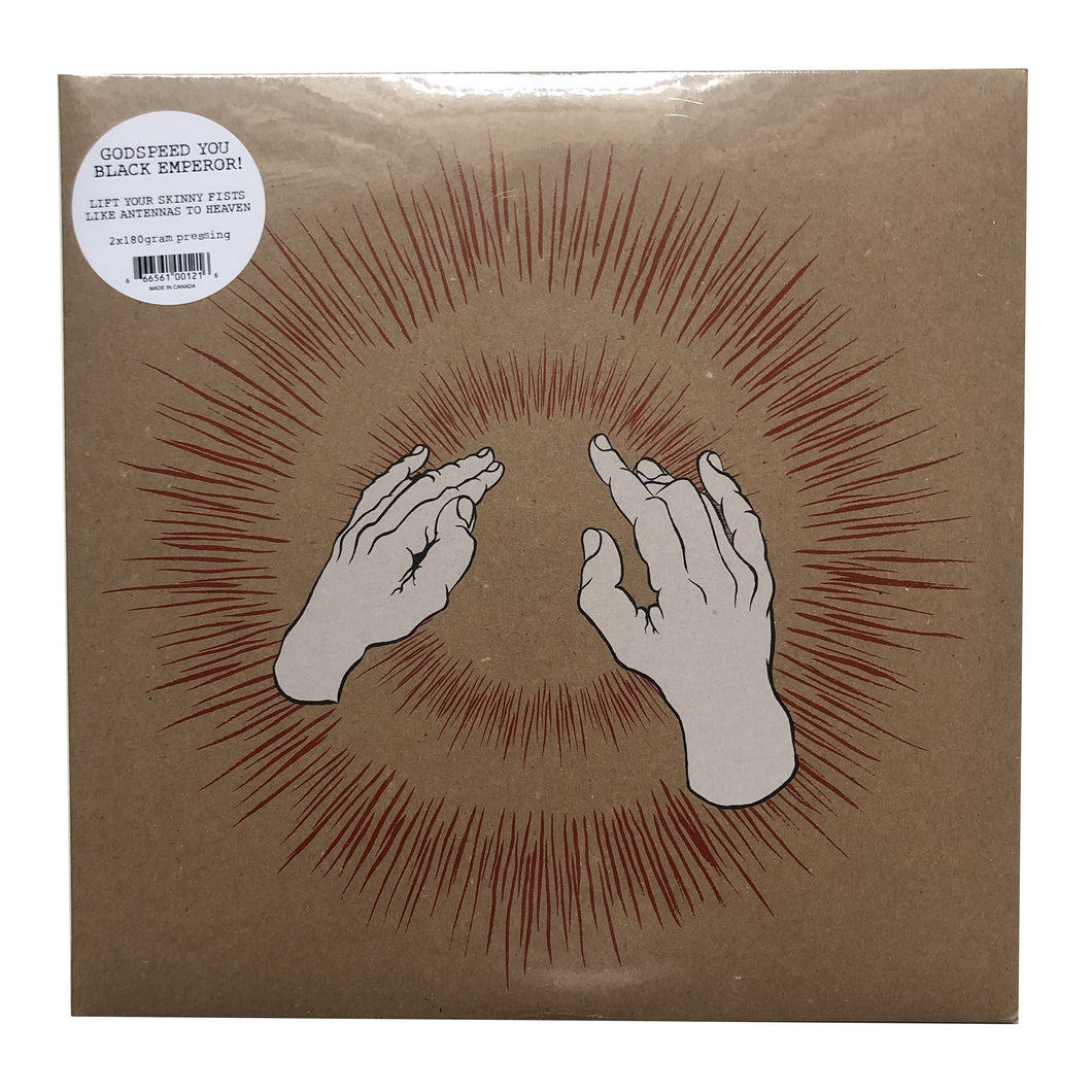 Godspeed You! Black Emperor: Lift Your Skinny Fists Like Antennas to Heaven 2x12
