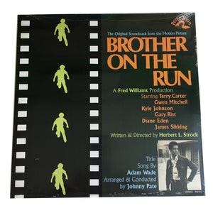 Johnny Pate: Brother On The Run OST 12""