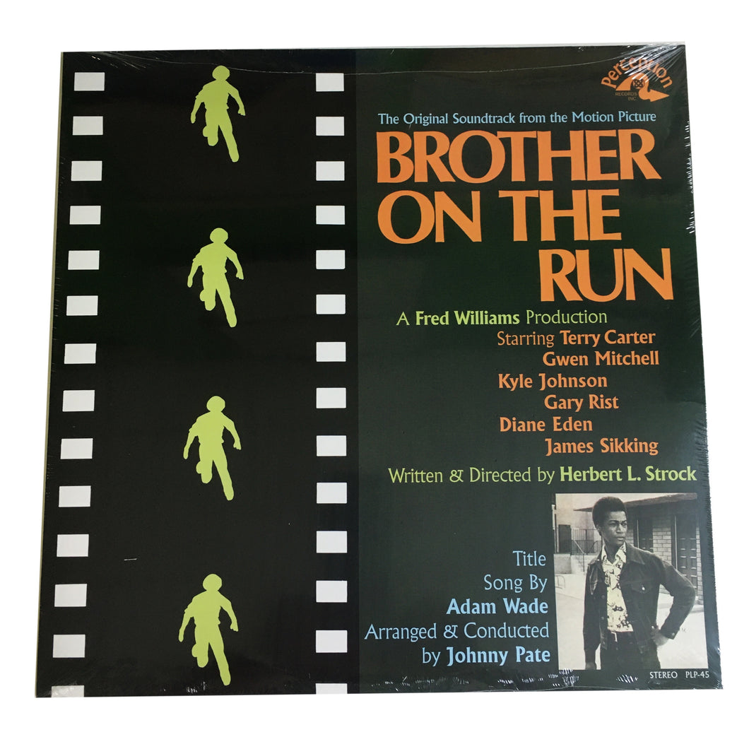 Johnny Pate: Brother On The Run OST 12