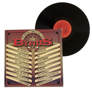 "The Byrds: The Original Singles 12"" (used)"