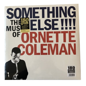 "Ornette Coleman: Something Else 12"" (new)"