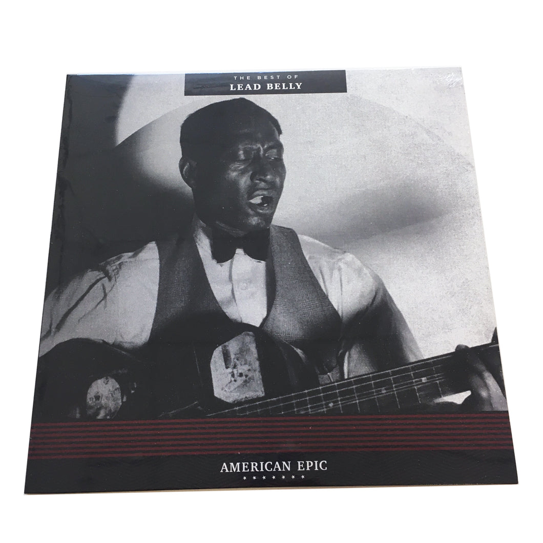 American Epic: The Best of Leadbelly 12