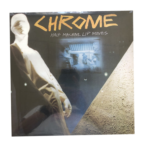 Chrome: Half Machine Lip Moves 12