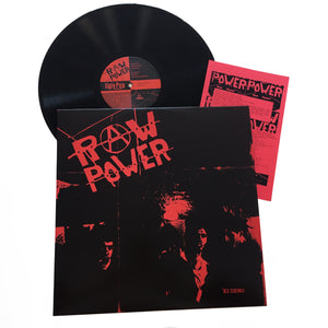 Raw Power: '83 Demo 12""