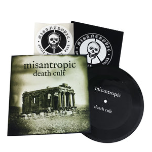 "Misantropic: Death Cult 7"" flexi"