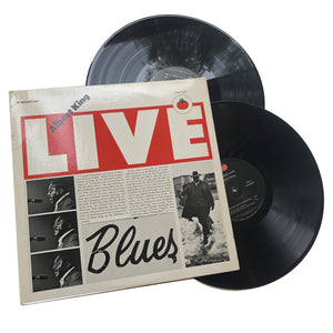 "Albert King: Albert Live 2x12"" (used)"