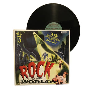 "Various Artists: Rock Out Of This World Vol.3 12"" (used)"