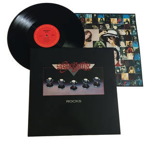 "Aerosmith: Rocks 12"" (used)"
