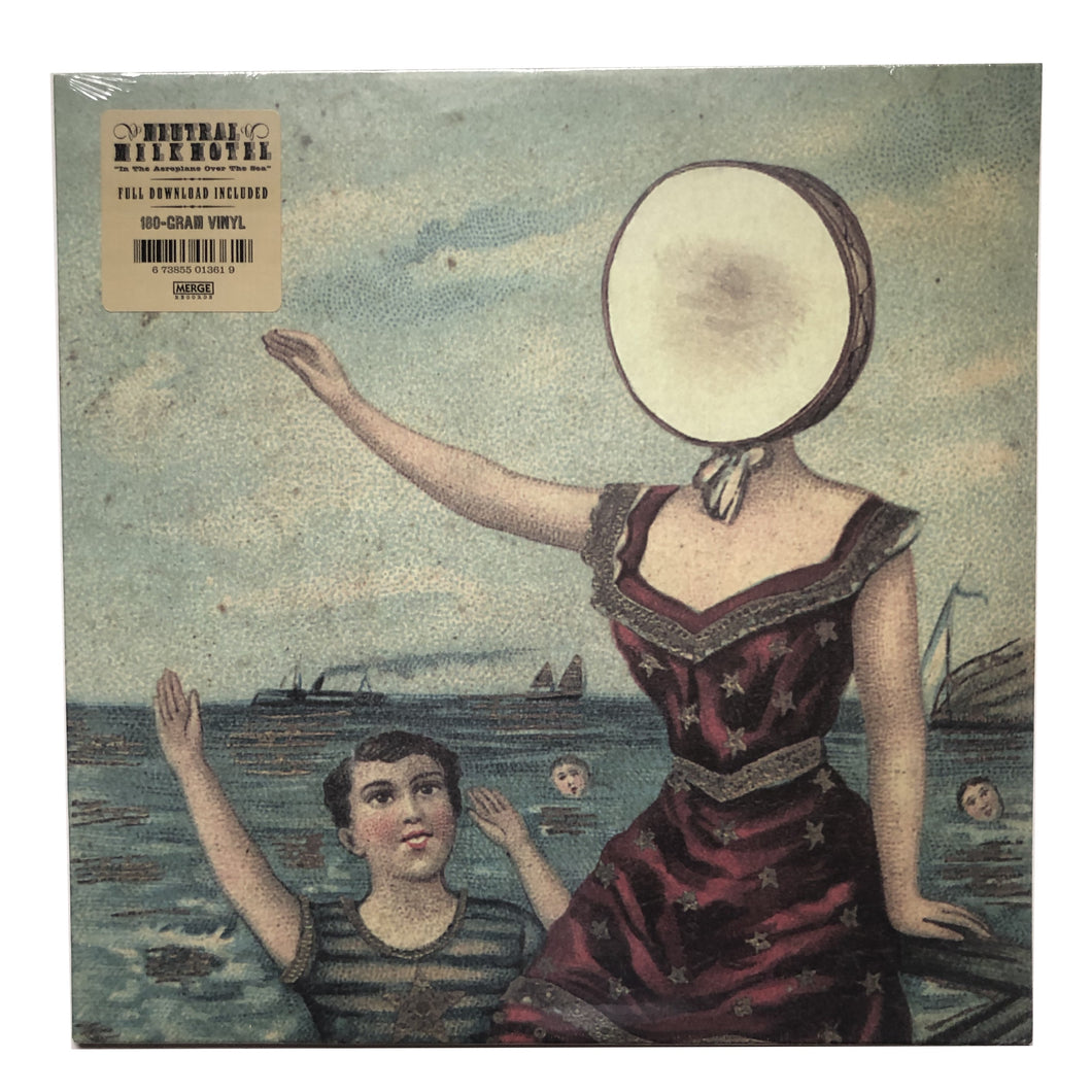 Neutral Milk Hotel: In the Aeroplane Over the Sea 12