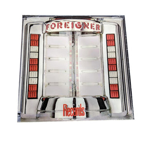 "Foreigner: Records 12"" (used)"
