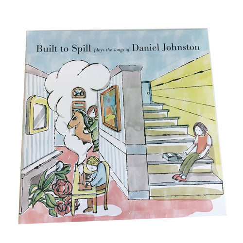 Built To Spill: Plays the Songs of Daniel Johnston 12