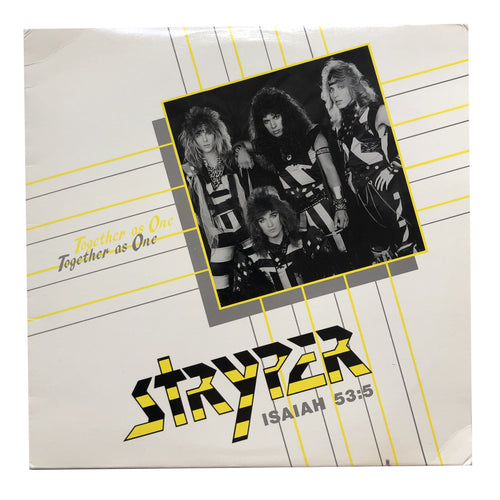 Stryper: Together As One 12