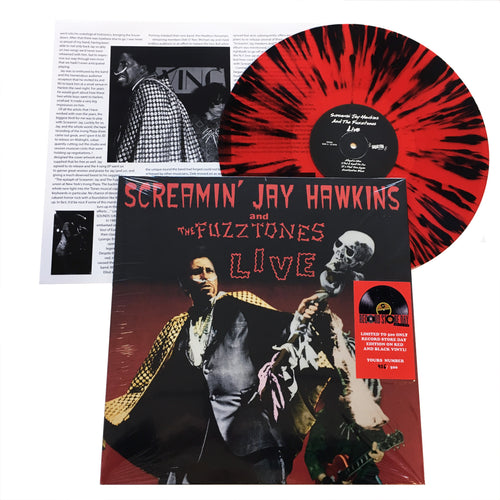 Fuzztones / Screamin' Jay Hawkins: Live 12