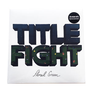 Title Fight: Floral Green 12""