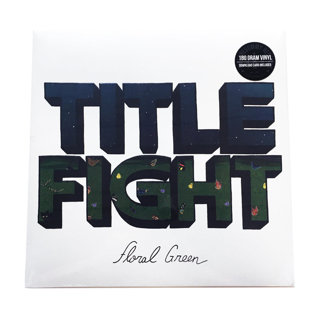 Title Fight: Floral Green 12