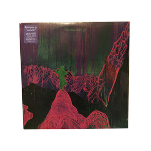 "Dinosaur Jr: Give a Glimpse 12"" (used)"