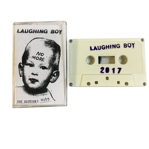 Laughing Boy: S/T EP cassette