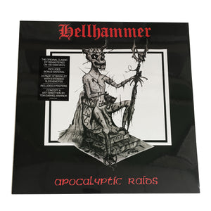 Hellhammer:  Apocalyptic Raids 12""