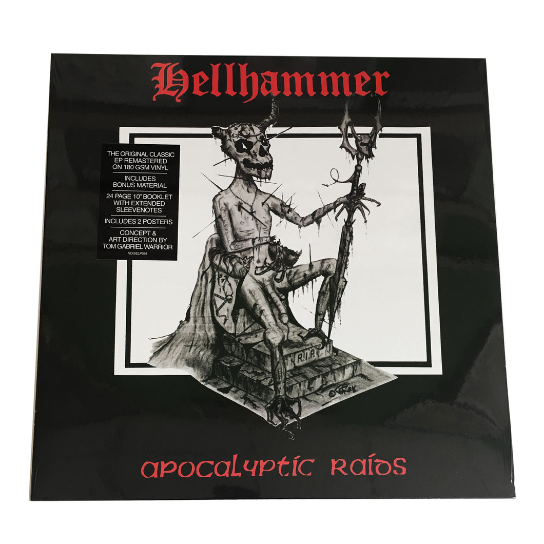 Hellhammer:  Apocalyptic Raids 12