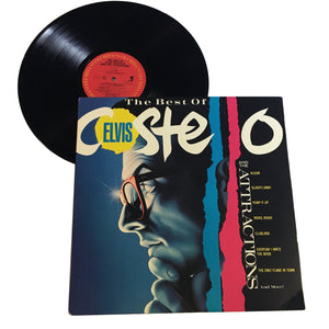 "Elvis Costello: The Best of... 12"" (used)"