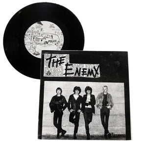 "The Enemy: 50,000 Dead 7"" (used)"