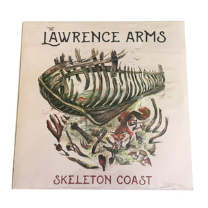 The Lawrence Arms: Skeleton Coast 12""