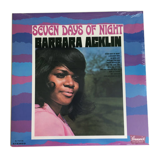 Barbara Acklin: Seven Days Of Night 12