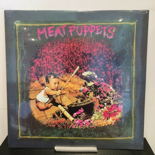 Meat Puppets: S/T 12""