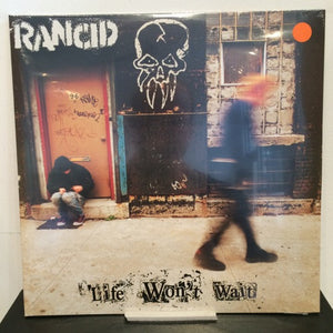 Rancid: Life Won't Wait 2x12""