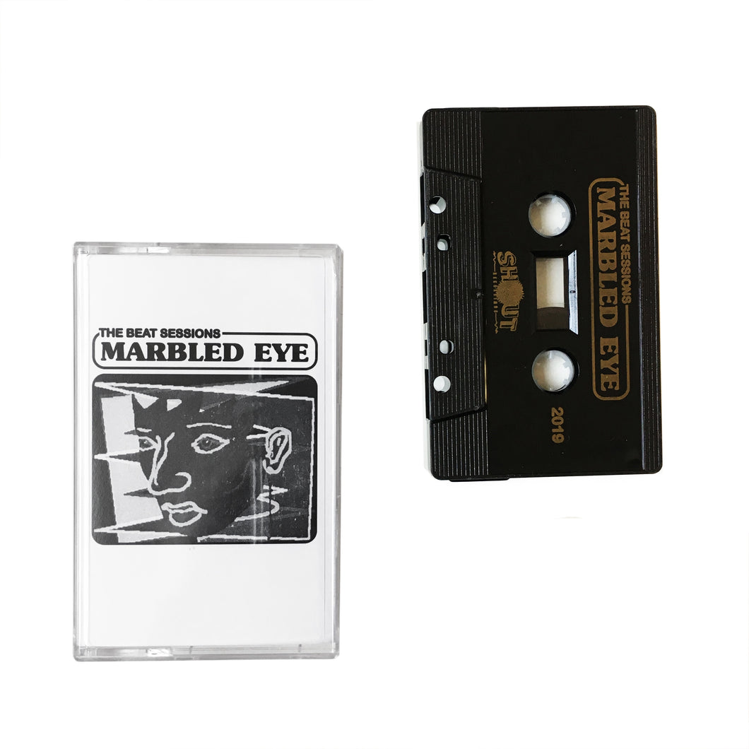 Marbled Eye: Beat Session Vol. 8 cassette
