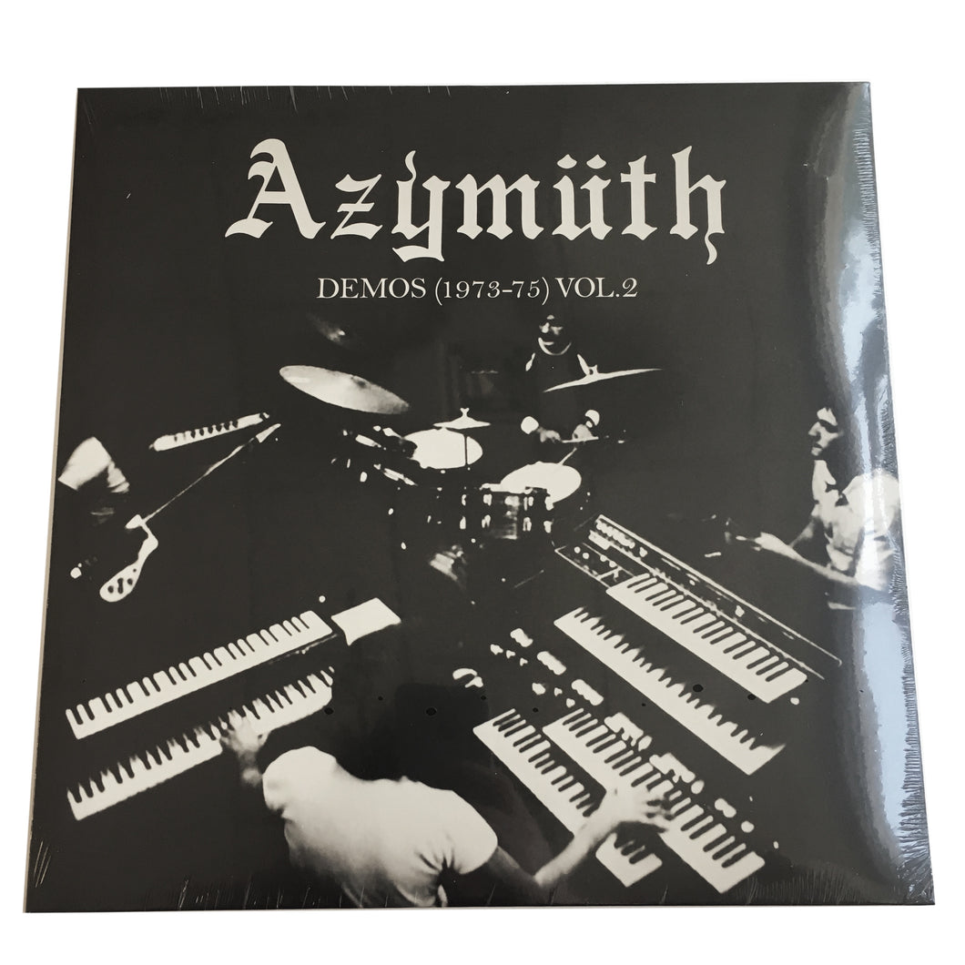 Azymuth: Demos Volume 2 12