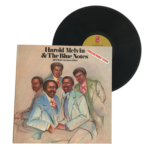 Harold Melvin & The Blue Notes: All Their Greatest Hits 12