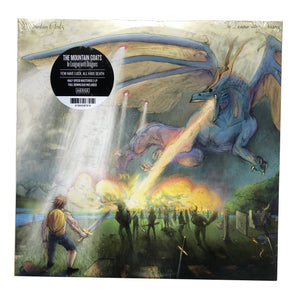 The Mountain Goats: In League with Dragons 12""